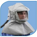 Mag Air Kit with MAG 01 Visor and Tyvek 'F' Hood