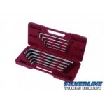 Ball End Hex Key Set 10pce 250035