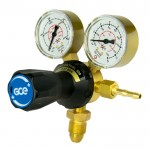 Single Stage Oxygen 2G Regulator 0-10 BAR