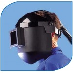 Mag Air Kit with MAG 09 Fixed Shade Welding Visor
