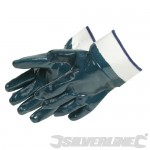 Jersey Lined Nitrile Gloves 282405