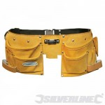 Double Pouch 11 Pocket Tool Belt 395015