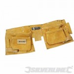 Double Pouch 8 Pocket Tool Belt CB05