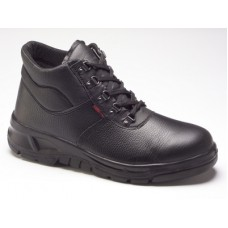 SF02 Black Chukka Boot